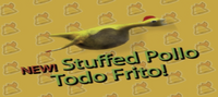 Stuffed Pollo Todo Frito
