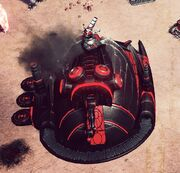 Nod Offence Crawler deployed