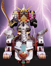 MMPR-Shogunultrazord