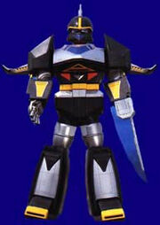 PRTF-Time Shadow Megazord