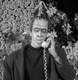 Herman munster john kerry