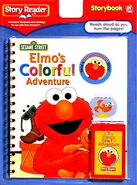 Elmo&#39;s Colorful Adventure