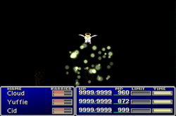 FFVII Angel Whisper