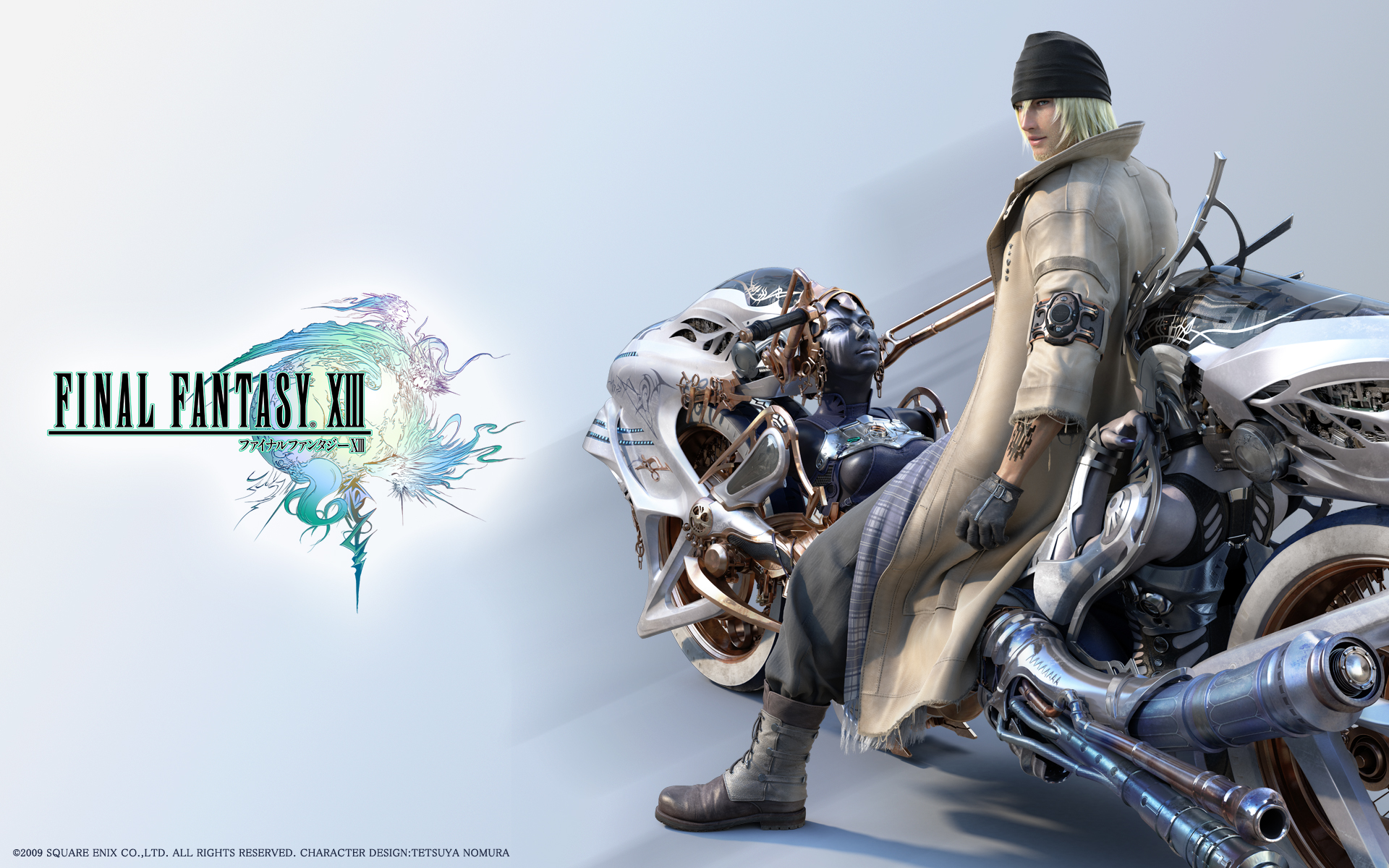 100 Wallpapers de anime HD FFXIII-Sn_1920_1200