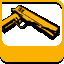 Pistol-GTA3-icon