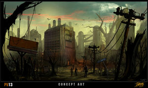 Project V13 concept art