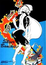 Silver Banshee 002