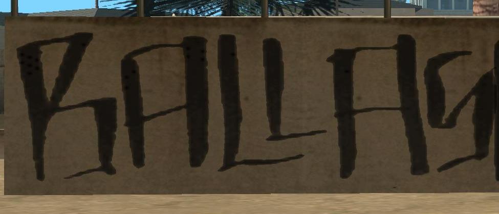 фото все граффити в гта сан андреас