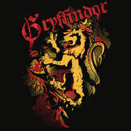 Gryffindor logo (design for t-shirt)