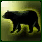 Spell-BearShape icon