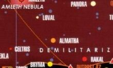 Almatha vicinity map