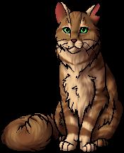 Warrior Cats Crookedstar And Willowbreeze