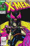 Uncanny X-Men Vol 1 257