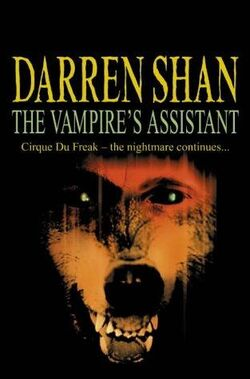 Vampires assistant