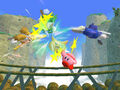 Knuckle Joe Scarfy Kirby Wii