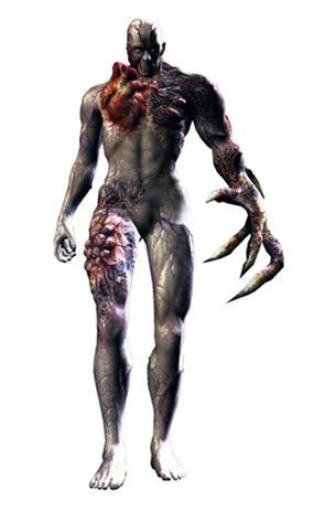 Resident Evil Tyrann Hahn