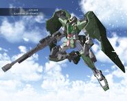GN-002 Gundam Dynames Wallpaper