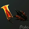 liste des armes de monster hunter tri 100px-RathSword1