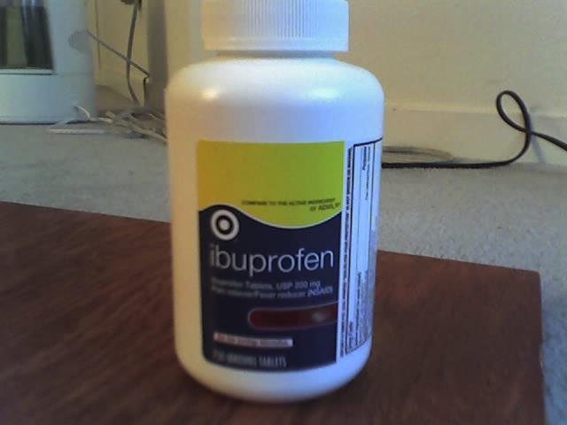 ibuprofen pills look like