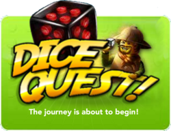 Dice Quest Game