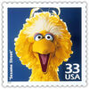Bigbird stamp