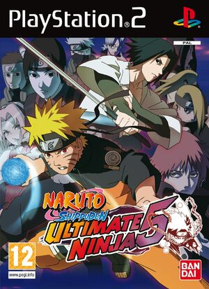 Ultimate Ninja 5