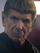 Spock aus der Zukunft