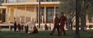 Starfleet Academy (alternate) main building
