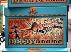 Decoy Detonators (Weasleys&#39; Wizard Wheezes product)