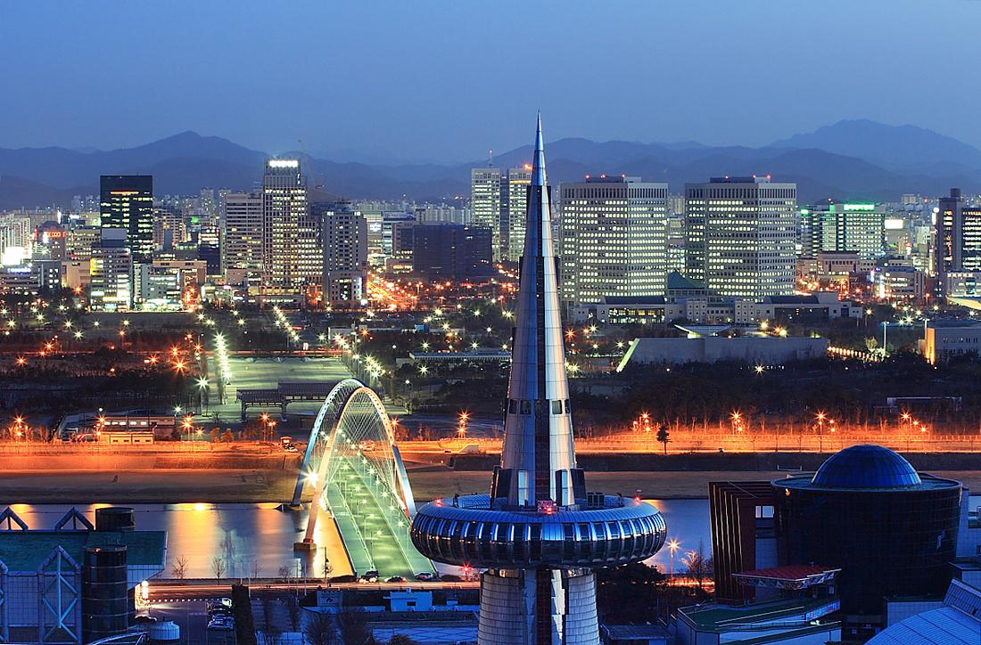 Resultado de imagem para Daejeon