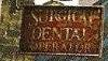 Surgical dental operator (Logo at Diagon Alley)