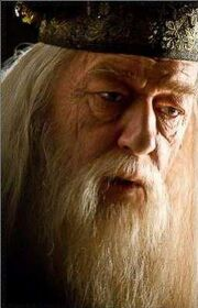 Albus Dumbledore HBP