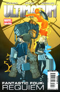 Ultimatum Fantastic Four Requiem Vol 1 1
