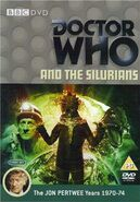 Doctor who and the silurians uk dvd