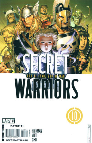 Secret Warriors Vol 1 10