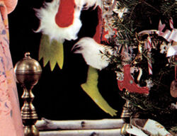 Kermit-santa-chimney