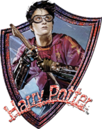 Harry Potter™ Quidditch™ Badge (Painting) - Harry Potter and the Prisoner of Azkaban™