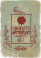 Hogwarts Apothecary Dept Stamp 2 - Harry Potter and the Half-Blood Prince.png