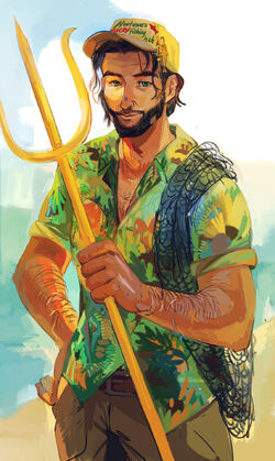 Poseidon - Riordan Wiki - Percy Jackson, The Heroes of ...