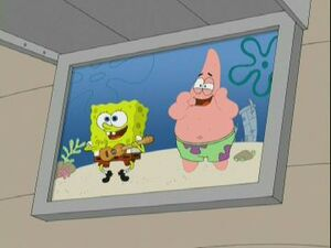 Spongebob Patrick
