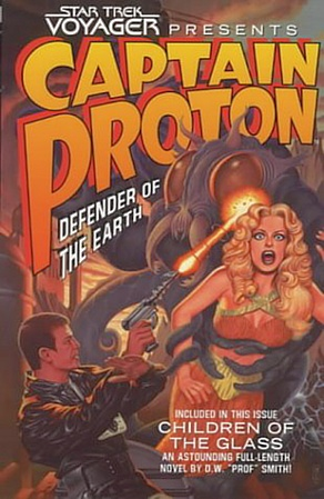 Captain Proton Novel