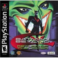Batman Beyond ROTJ Game Box