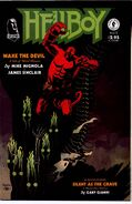 Hellboy Wake the Devil Vol 1 4 cover