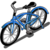 Blue Bike-icon