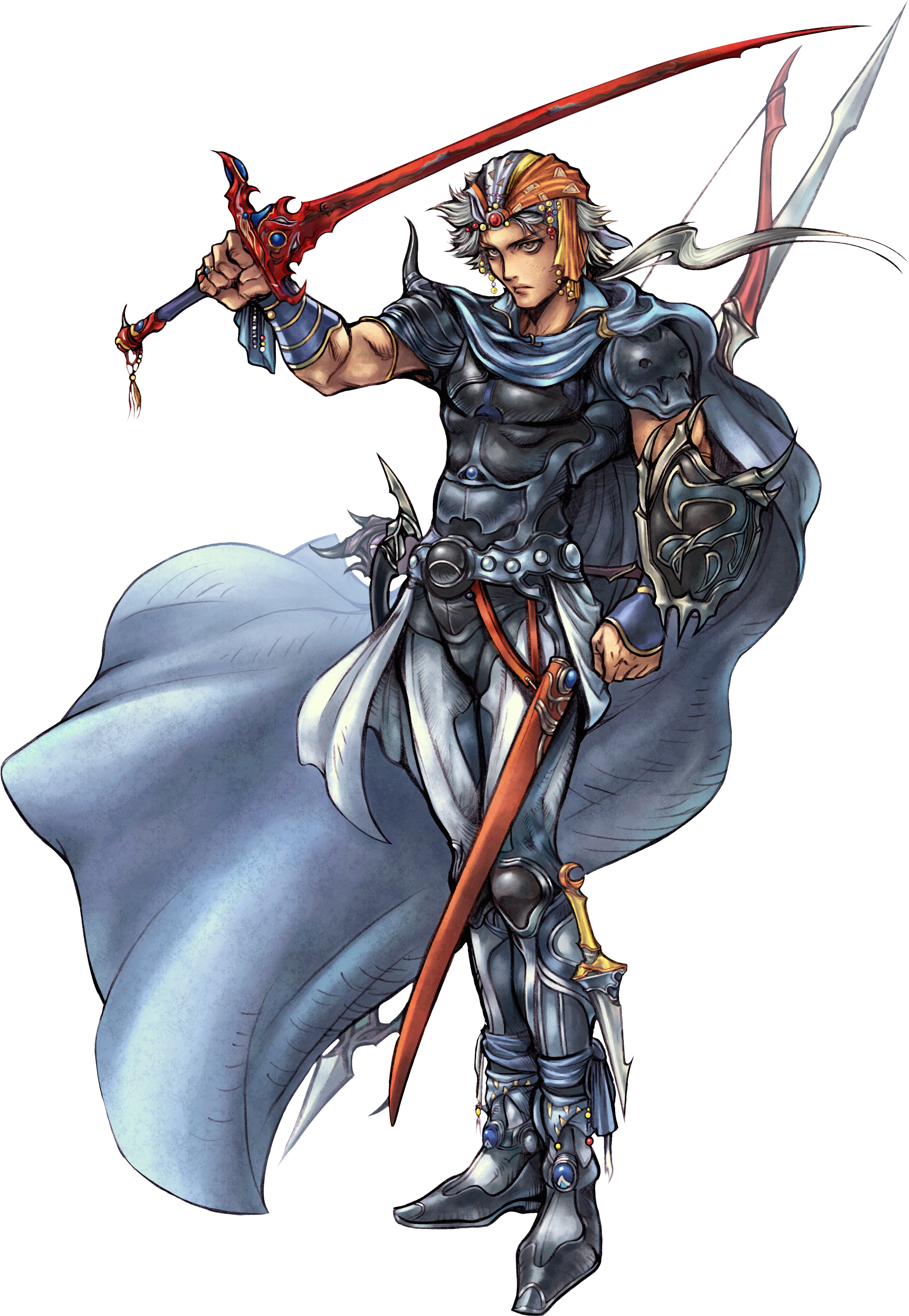 Bhunivelze: FFXIII (Card) - Mobius Final Fantasy Wiki