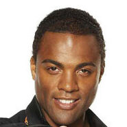 Ray Fearon (Firenze in HP1)