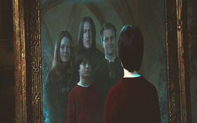 Snape in harry&#39;s memory