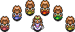 Seven Maidens (A Link to the Past)