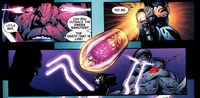 Final Crisis Vol 1 6 Batman shoots Darkseid
