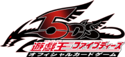 YuGiOh5Ds Japan Logo